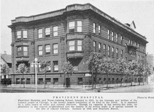 Topic Provident Hospital Chicago The History Of